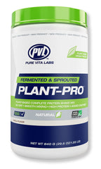 PVL Fermented & Sprouted Plant Pro vanilla chocolate