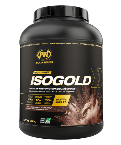 PVL Iso-Gold Protein 2.27kg - Body Energy Club