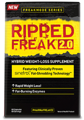 PharmaFreak Ripped Freak 2.0 | Fat Burners | PharmaFreak