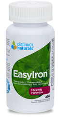Platinum Naturals Easy Iron - Body Energy Club