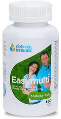 Platinum Naturals Easy Multi Capsules - Body Energy Club