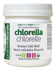 Prairie Naturals Chlorella Powder - Body Energy Club