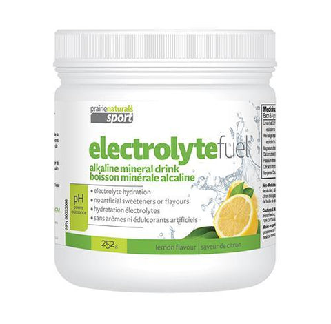 Prairie Naturals Electrolyte Fuel - Body Energy Club