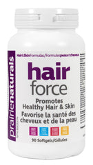 Prairie Naturals Hair Force Softgels | Hair Care | Prairie Naturals