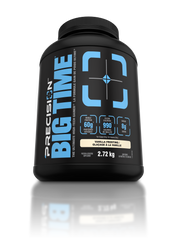 Precision Big Time Weight Gainer 2.72kg | Weight Gain Protein | Precision