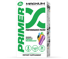 Magnum Primer Perform Pack 24 Packs - Body Energy Club