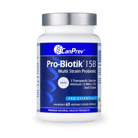 CanPrev Pro-Biotik 15 Billion 60 Capsules - Body Energy Club