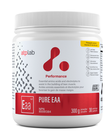 ATP LAB | Pure EAA | 300g | Pineapple Coconut