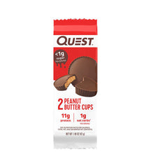 Quest | Peanut Butter Cups | 2 pack