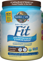 Garden Of Life RAW Fit Protein Powder | Vegetarian Protein | Garden Of Life
