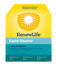 Renew Life Rapid Cleanse | Cleansing & Detox | Renew Life
