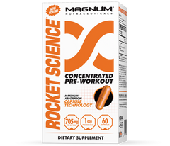 Magnum Rocket Science - Body Energy Club