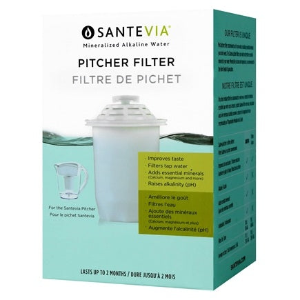 Santevia Replacement Pitcher Filter - Body Energy Club