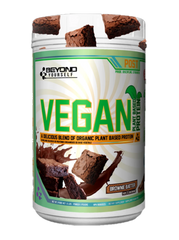 Beyond Yourself Vegan Protein 2lbs Brownie Batter