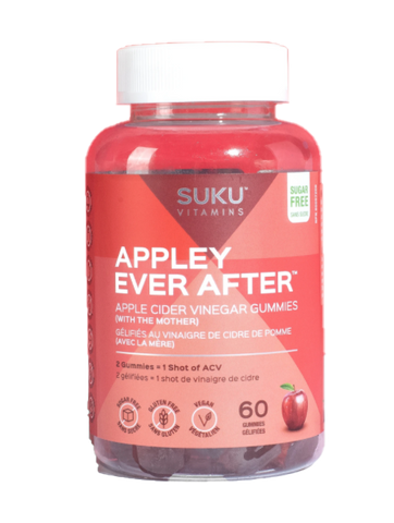 Suku Vitamins | Apply Ever After | 60 gummies