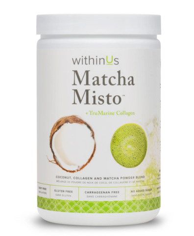 WithinUs | Matcha Misto + TruMarine Collagen