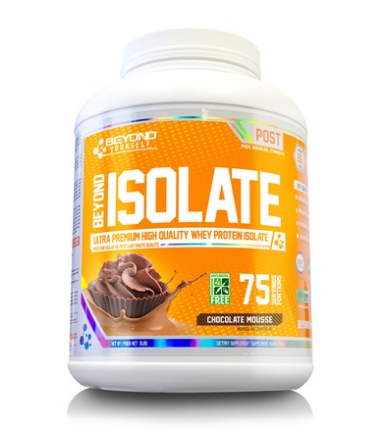Beyond Yourself Isolate 5lbs | Whey Protein Isolate | Beyond Yourself