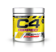 Cellucor C4 Ripped Fruit Punch - 30 Servings