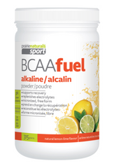 Prairie Naturals BCAA Fuel pH Balanced Powder 315g