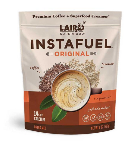 Laird Superfood Instafuel Original Coffee Creamer 8oz - Body Energy Club