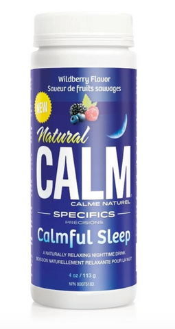 Natural Calm Sleep - Body Energy Club