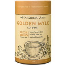 Harmonic Arts Golden Mylk 150g - Body Energy Club
