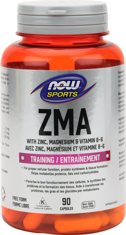 NOW ZMA - Body Energy Club