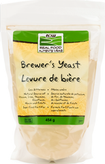 NOW Brewer's Yeast 454g - Body Energy Club