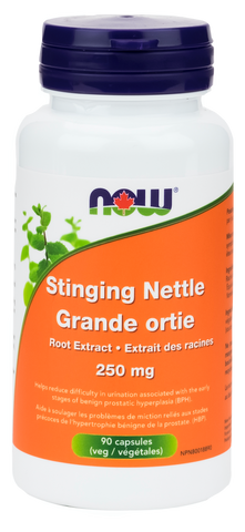 NOW Stinging Nettle 250mg - Body Energy Club