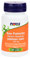 NOW Saw Palmetto Extract 160mg | Men's Health | NOW Foods