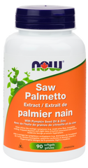 NOW Saw Palmetto Extract 80mg - Body Energy Club
