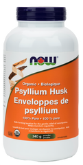 NOW Psyllium Husk Powder - Body Energy Club