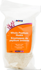 NOW Psyllium Husk | Fiber | NOW Foods