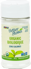 NOW Organic Stevia Powder | Stevia & Other Sweeteners | NOW Foods