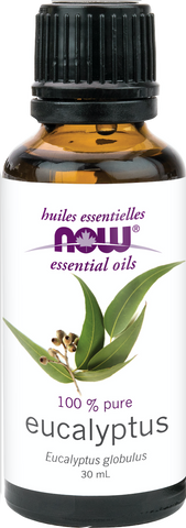 NOW Eucalyptus Oil | Essential Oils | NOW Foods