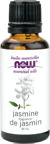NOW Jasmine Essential Oil - Body Energy Club