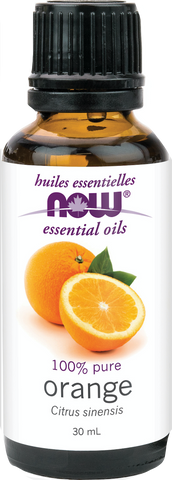 NOW Orange Essential Oil | Essential Oils | NOW Foods