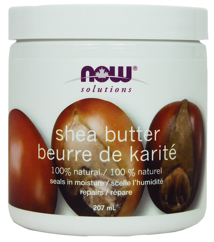 NOW Shea Butter Lotion | Skin Care | NOW Foods