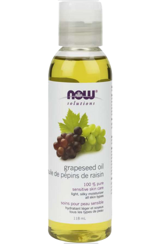 NOW Grapeseed Oil | Skin Care | NOW Foods