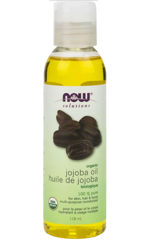 NOW Organic Jojoba Oil - Body Energy Club