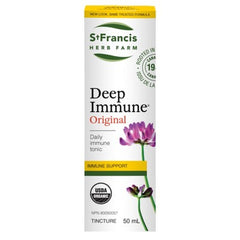 St. Francis Herb Farm | Deep Immune | 50 ml | Body Energy Club