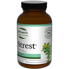 St. Francis | Strest | 90 Capsules | Body Energy Club