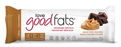 Suzie's Good Fats Keto Bar Peanut Butter Chocolatey