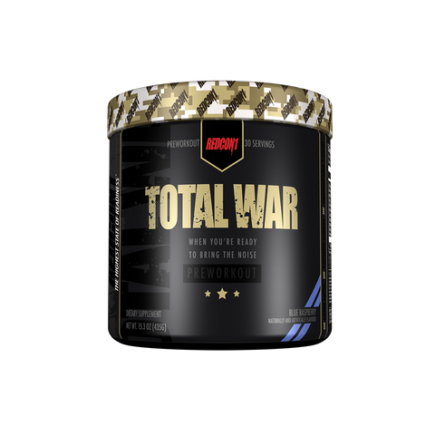 Redcon1 Total War 30 Servings | Pre-Workout | Redcon1