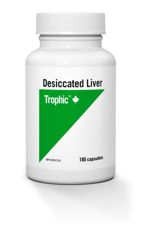 Trophic Desiccated Liver - Body Energy Club