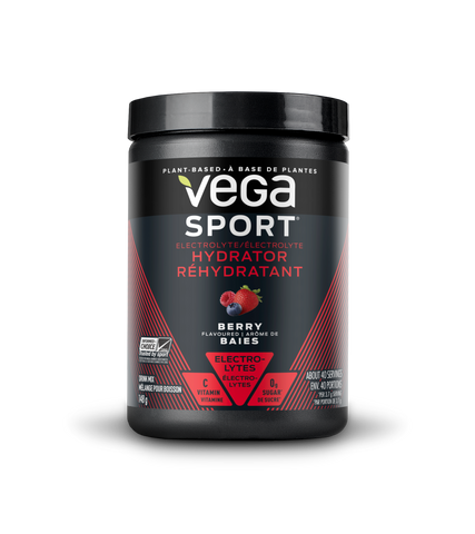 Vega Sport Electrolyte Hydrator Tub | Sports Supplements | Vega