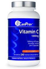 CanPrev Vitamin C 1000mg 240 Capsules - Body Energy Club