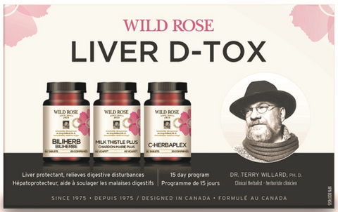 Wild Rose Liver D-Tox - Body Energy Club