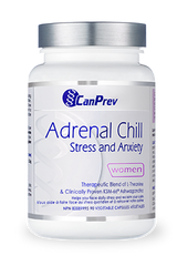 CanPrev Adrenal Chill 90 vcaps - Body Energy Club