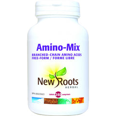 New Roots Amino-Mix 850mg 240 Tablets